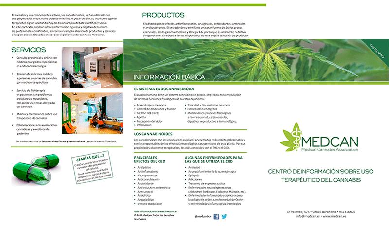 Flyer info Medcan Español
